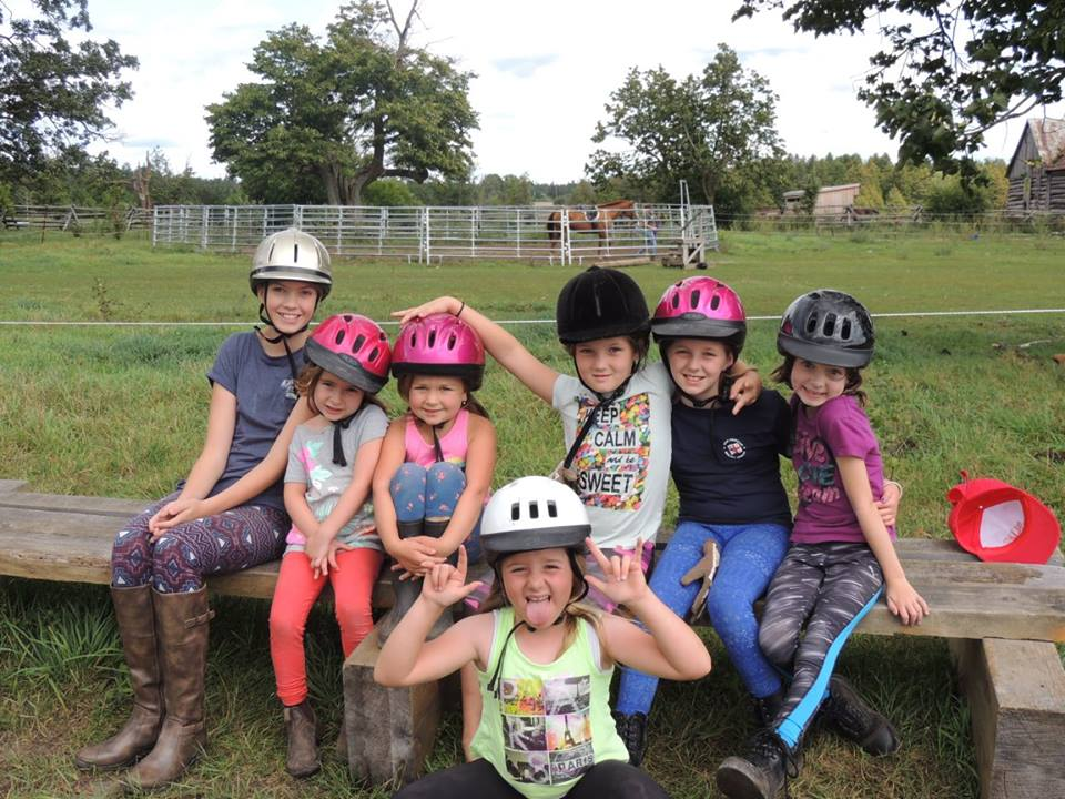 Children's Riding Camps Lessons